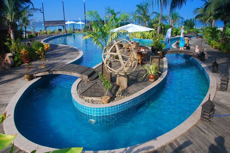 zwembad - Aureum Resort & Spa - Ngapali Beach - Myanmar
