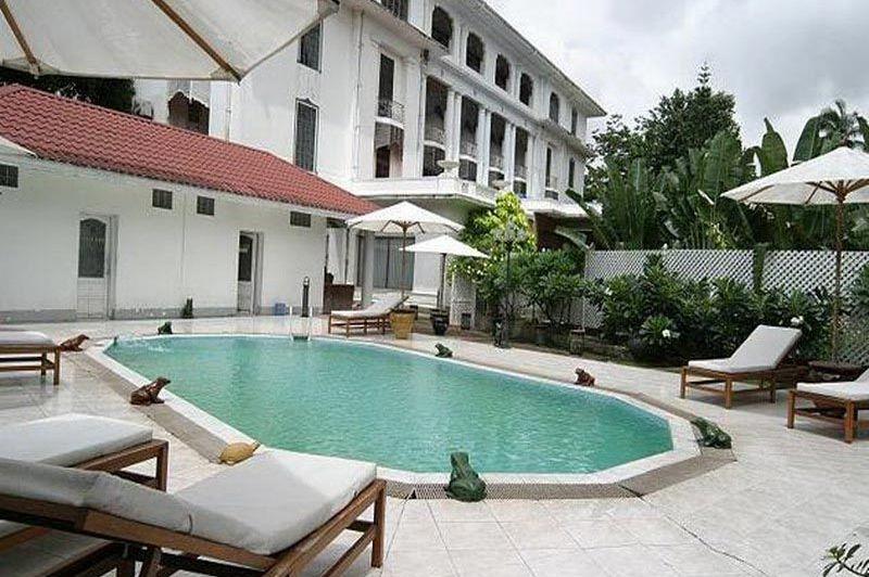 zwembad Yuzana Garden Hotel - Yuzana Garden Hotel - Myanmar