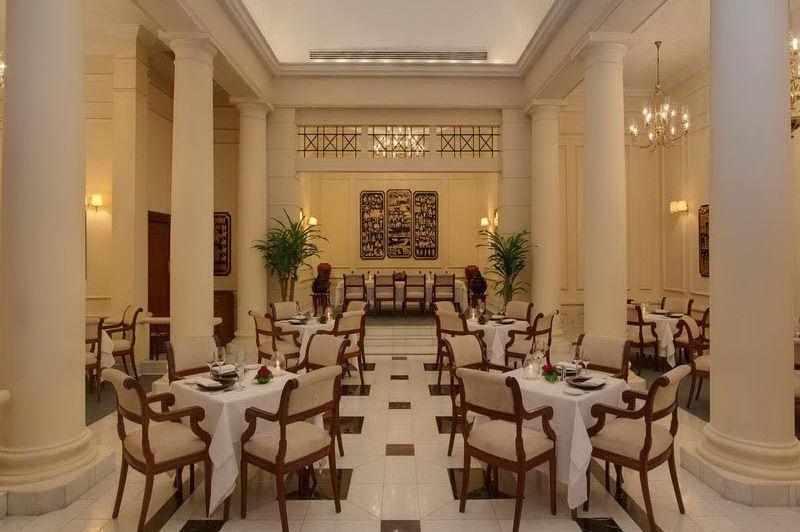 restaurant The Strand Hotel - The Strand Hotel - Myanmar