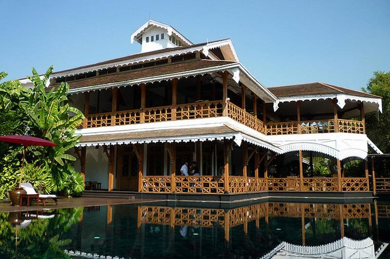 zwembad The Governor's Residence - The Governor's Residence - Myanmar