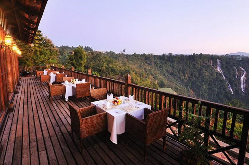 terras Dat Taw Gyaint Waterfall Resort - Dat Taw Gyaint Waterfall Resort - Myanmar