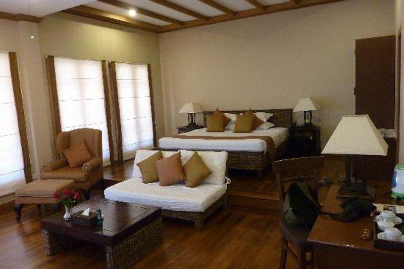 kamer Pyin Oo Lwin Hotel - Pyin Oo Lwin Hotel - Myanmar
