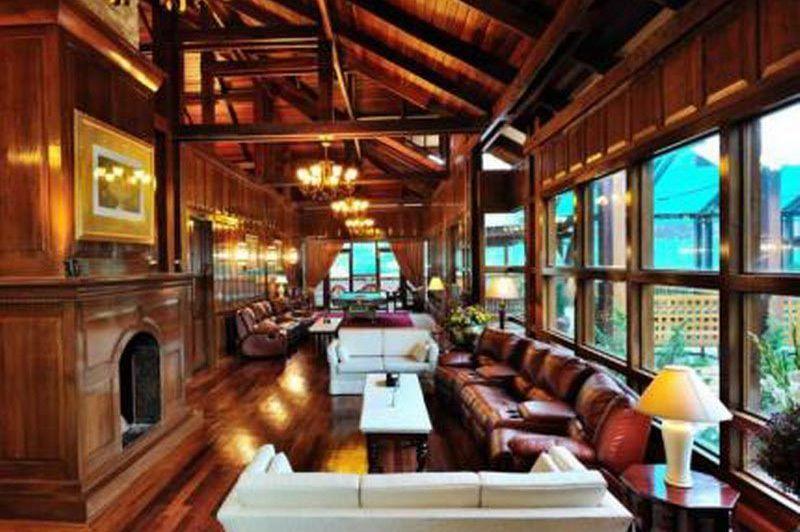 lounge Pyin Oo Lwin Hotel - Pyin Oo Lwin Hotel - Myanmar