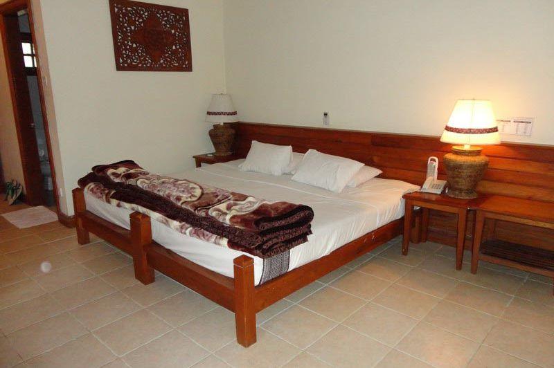 kamer Kandawgyi Hill Resort - Kandawgyi Hill Resort - Myanmar - foto: Floor Ebbers