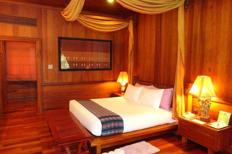 kamer Rupar Mandalar Resort - Rupar Mandalar Resort - Myanmar - foto: Floor Ebbers