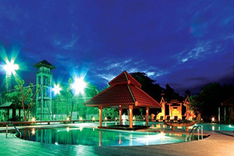 zwembad Rupar Mandalar Resort - Rupar Mandalar Resort - Myanmar