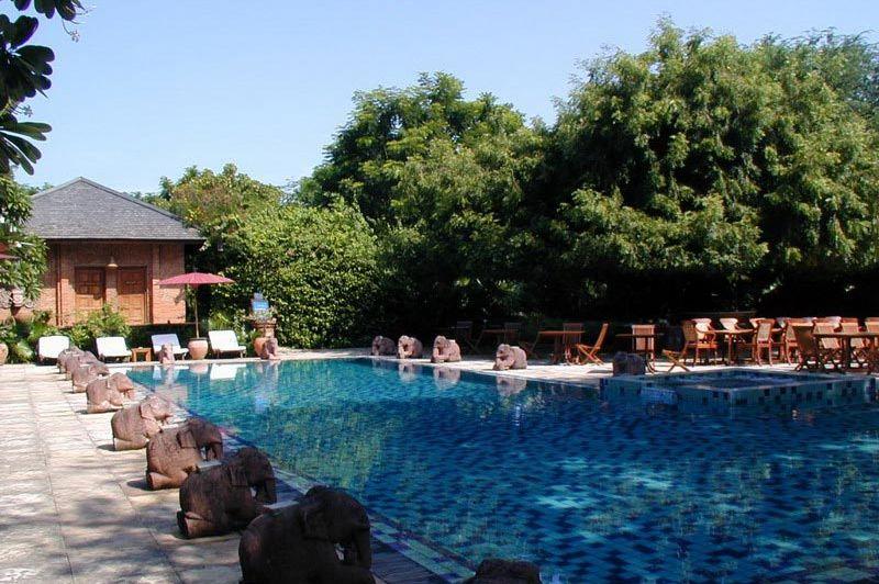 zwembad The Hotel @ Tharabar Gate - The Hotel @ Tharabar Gate - Myanmar
