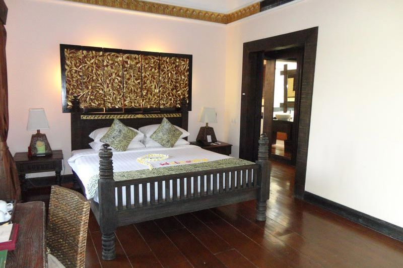 kamer Aureum Palace Hotel - Aureum Palace Hotel - Myanmar - foto: Floor Ebbers