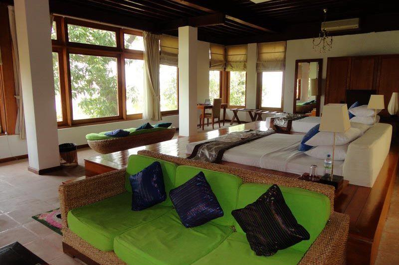 kamer Bagan Hotel River View - Bagan Hotel River View - Myanmar - foto: Floor Ebbers
