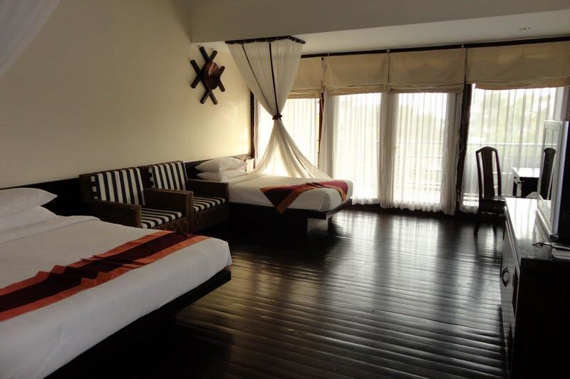 kamer Bay of Bengal Resort - Bay of Bengal Resort - Myanmar - foto: Floor Ebbers