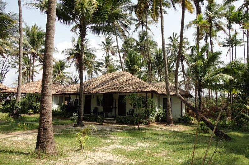 bungalow Emerald Sea Resort - Emerald Sea Resort - Myanmar - foto: Floor Ebbers