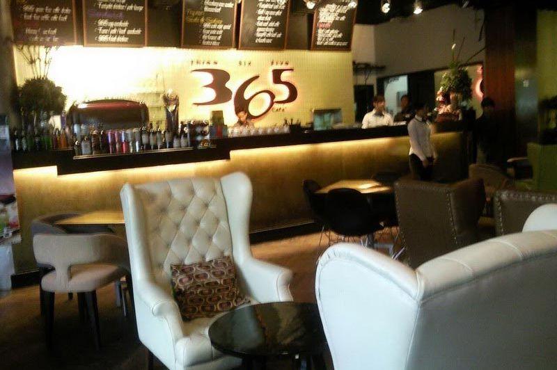 365 Cafe bij Thamada Hotel - Thamada Hotel - Myanmar