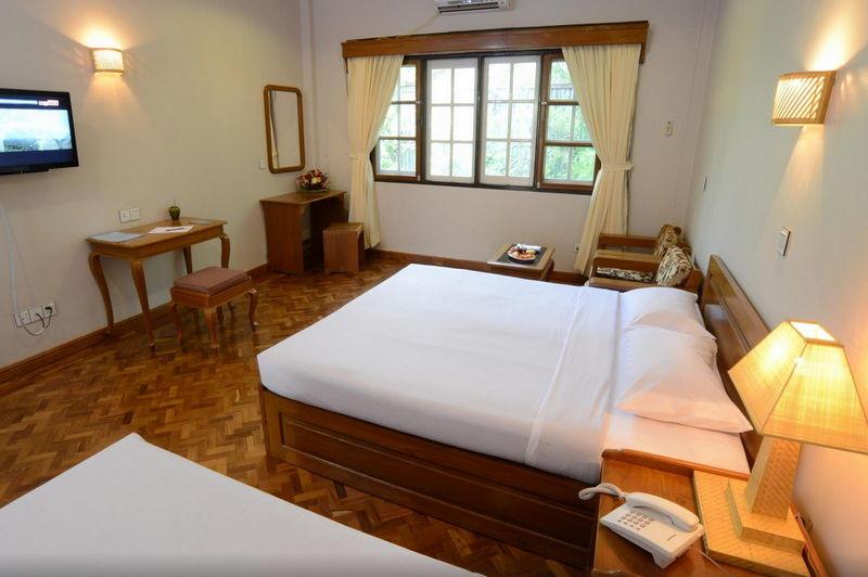 Hotelkamer van Arthawka Hotel - Arthawka Hotel - Myanmar