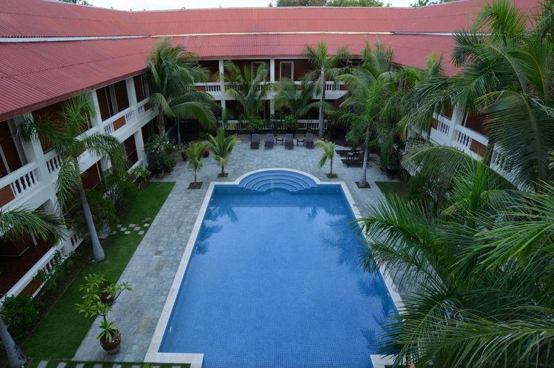 Zwembad van Arthawka Hotel - Arthawka Hotel - Myanmar