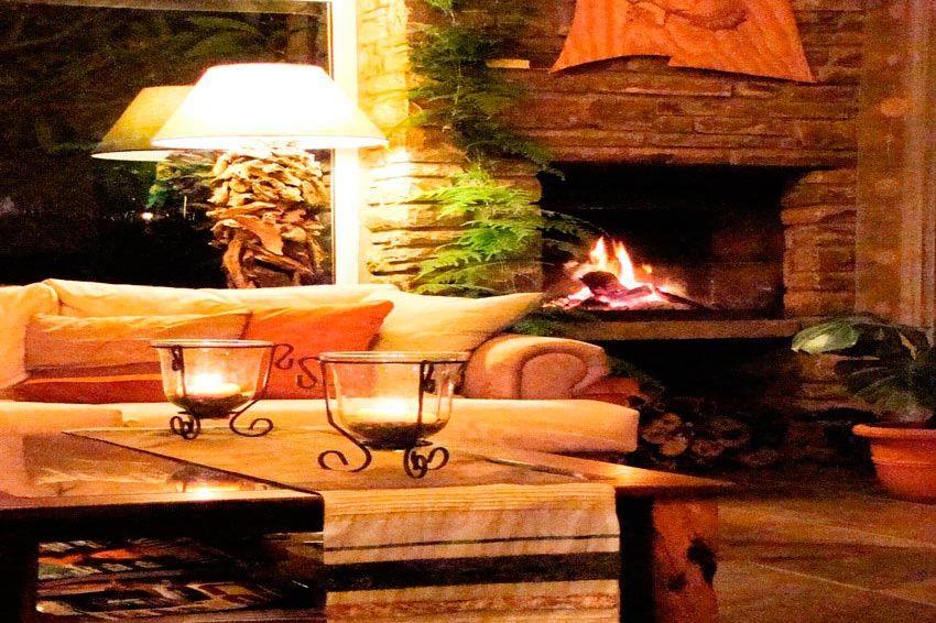lounge - Guesthouse Terra Africa - Windhoek - Namibië