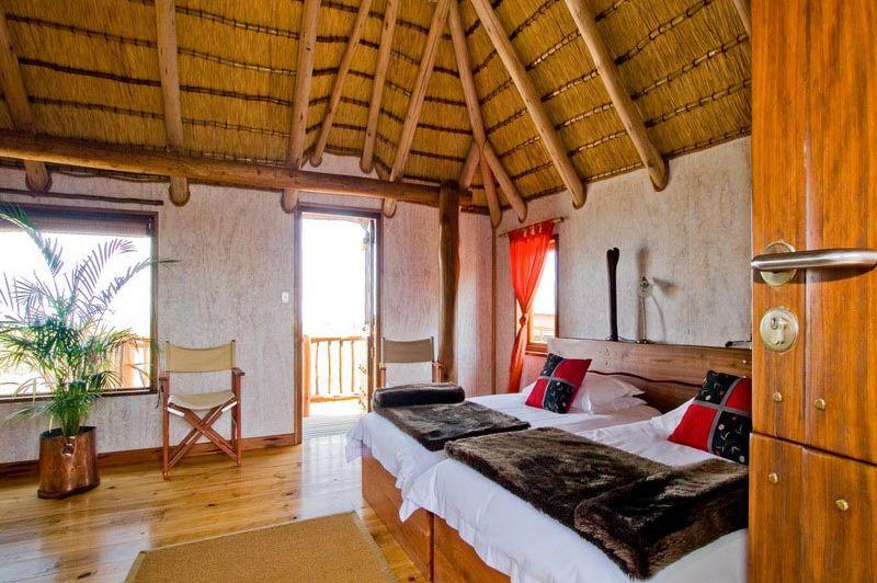 kamer - The Stiltz - Swakopmund - Namibië