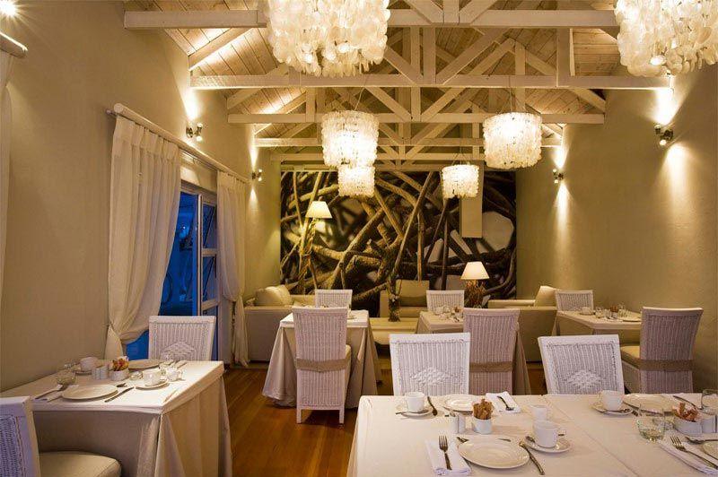 restaurant - Swakopmund Guesthouse - Swakopmund - Namibië
