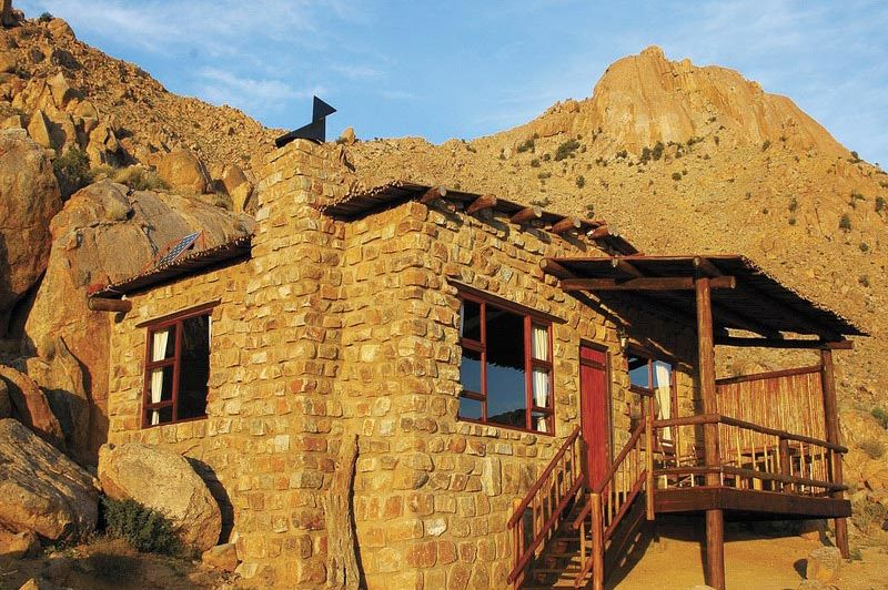 kamer buiten - Klein Aus Vista - Eagles Nest - Aus - Namibië