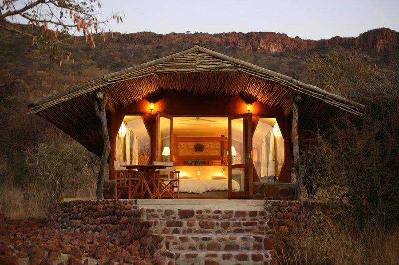 kamer - Waterberg Guest Farm - Waterberg - Namibië