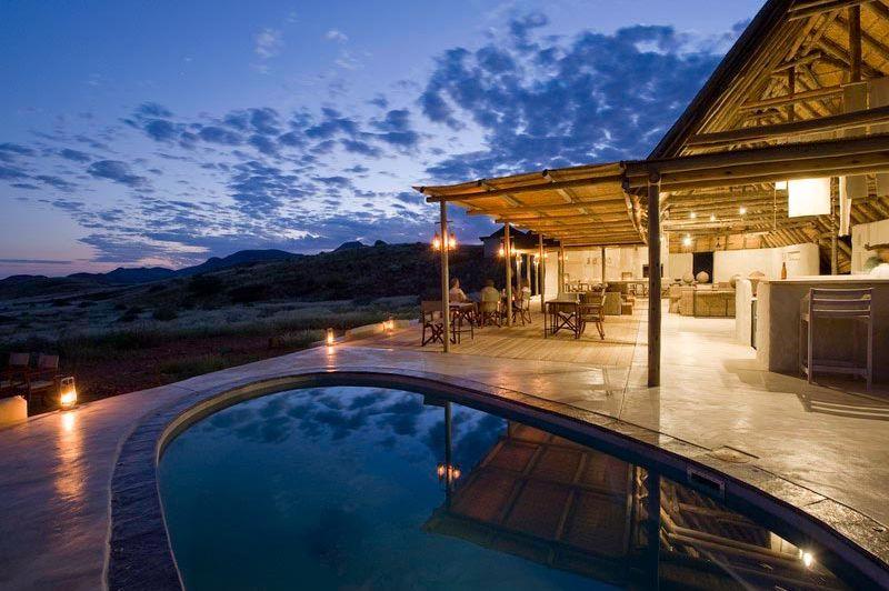 damaraland camp - Damaraland - Namibië - foto: Agent