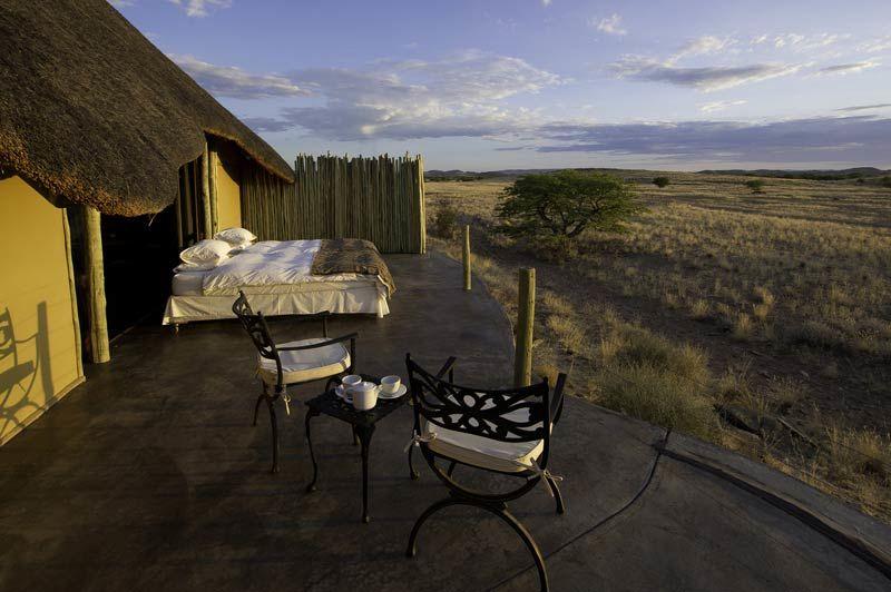 uniek verblijf van Doro Nawas - Doro Nawas - Namibië - foto: Lokale agent