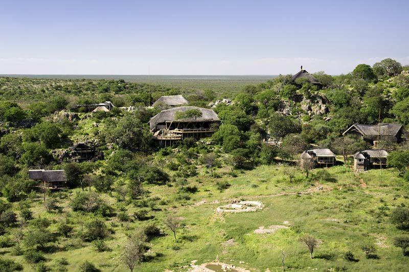 Ongava Lodge exterior - Ongava Lodge - Namibië - foto: Lokale agent
