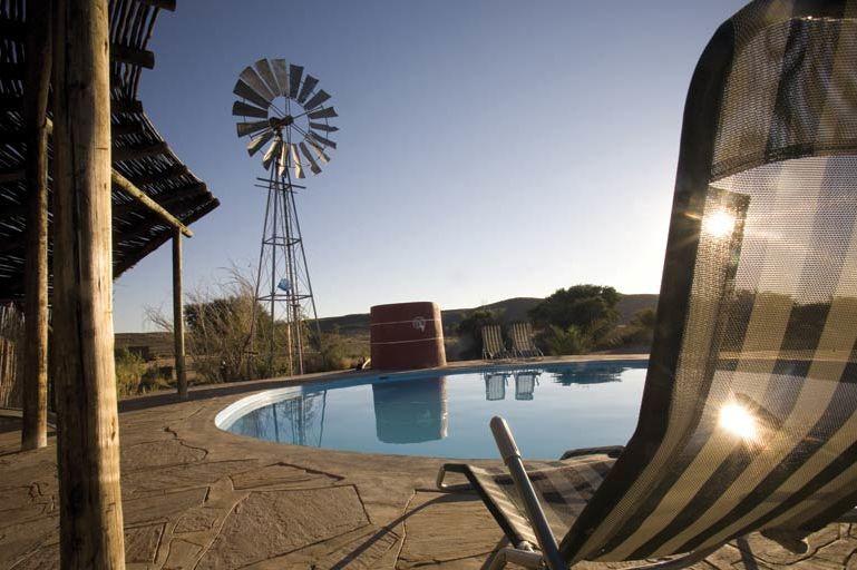 zwembad van Canyon Roadhouse - Canyon Roadhouse - Namibië - foto: Canyon Roadhouse