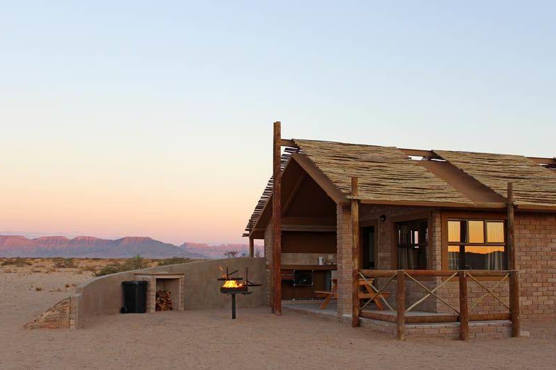 Desert Camp - Desert Camp - Namibië - foto: Desert Camp