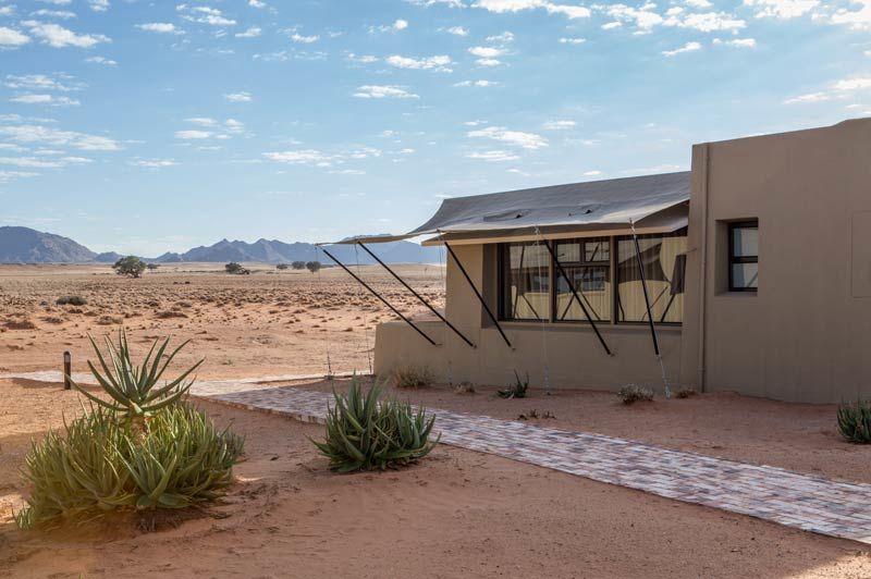 Sossusvlei Lodge - Sossusvlei Lodge - Namibië - foto: Sossusvlei Lodge