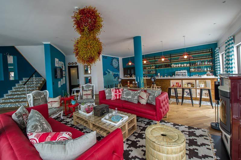 bar van The Delight - The Delight - Namibië - foto: The Delight