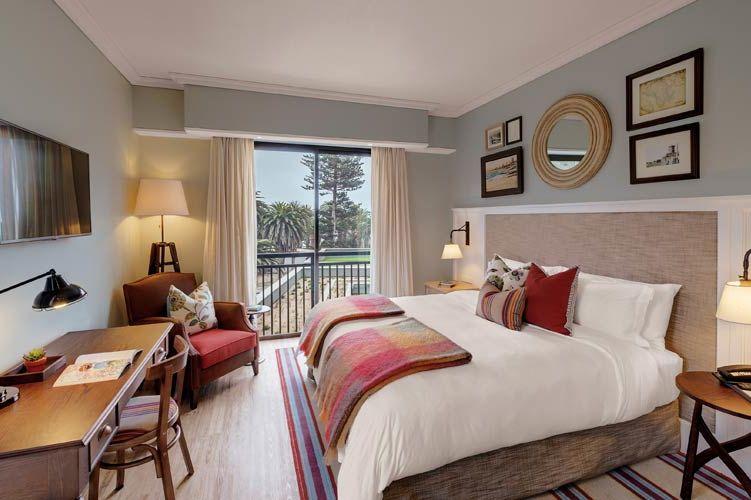 standaardkamer van Strand Hotel - Strand Hotel - Namibië - foto: Strand Hotel