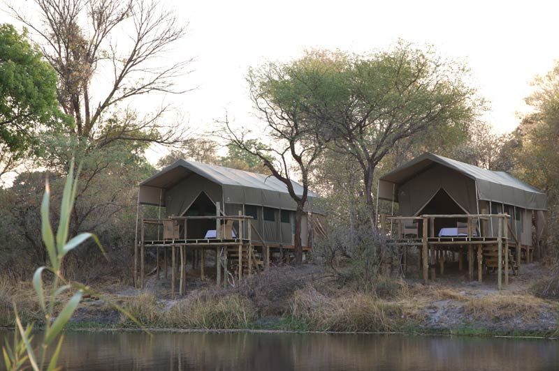 tent van Nambwa Lagoon Camp (3) - Nambwa Lagoon Camp - Namibië - foto: Nambwa Lagoon Camp