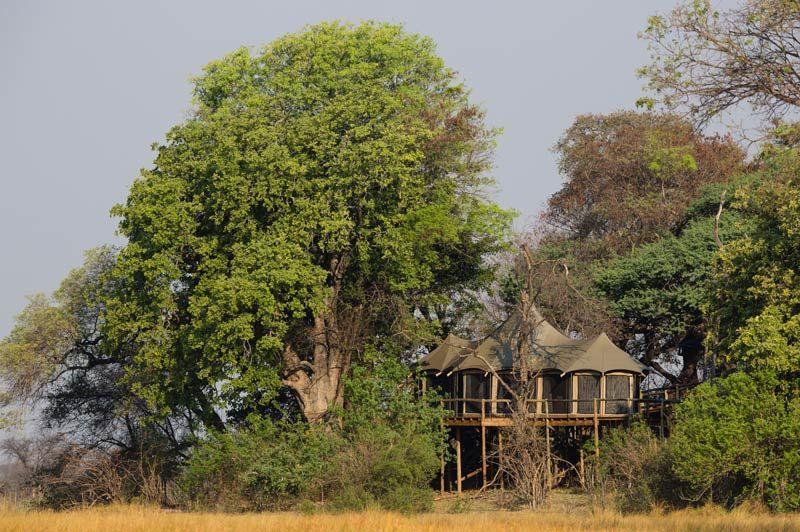 suite van Nambwa Tented Lodge - Nambwa Tented Lodge - Namibië - foto: Nambwa Tented Lodge
