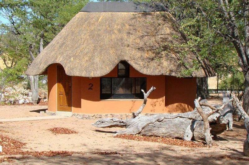 kamer Hobatere lodge - Hobatere lodge - Namibië - foto: Hobatere lodge