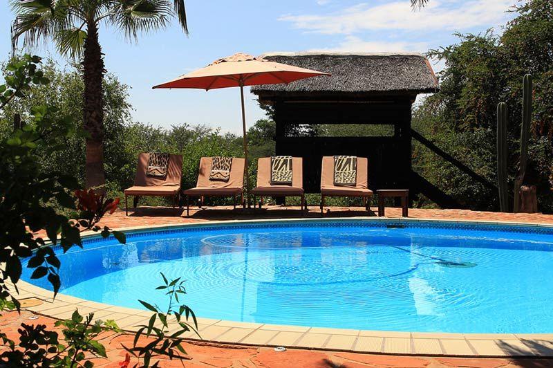 zwembad Wabi Lodge - Wabi Lodge - Namibië - foto: Wabi Lodge