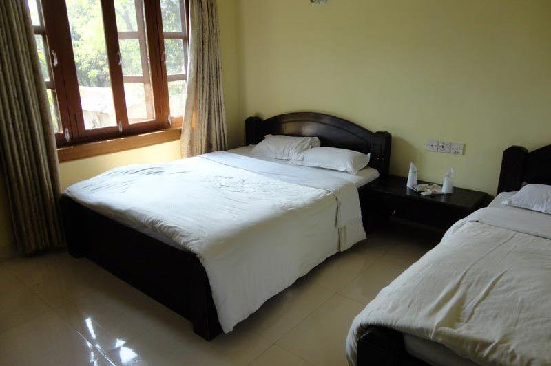 kamer - Hotel Parkland - Nepal