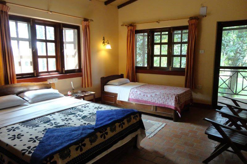kamer - Hotel Royal Park - Nepal