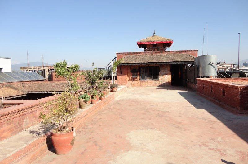 dakterras - Kantipur Temple House - Nepal