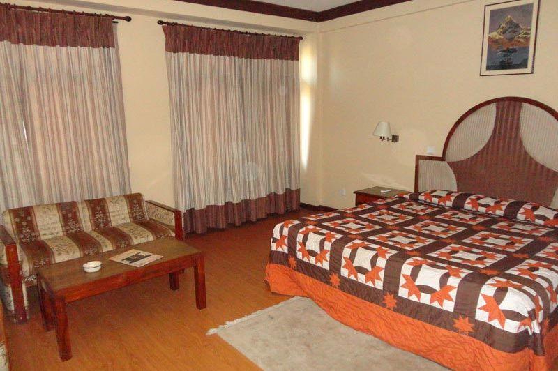kamer - Manang Hotel - Nepal