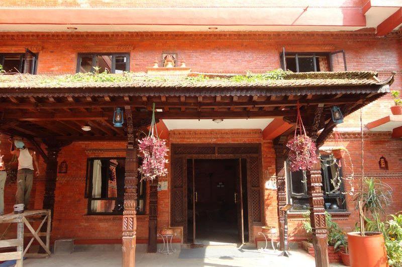 entree - Hotel Landmark - Nepal