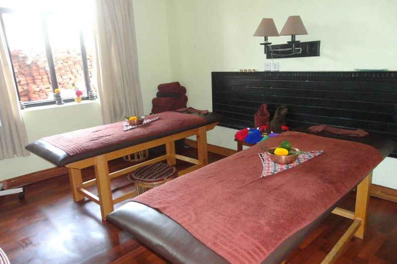 massagesalon - Hotel Landmark - Nepal
