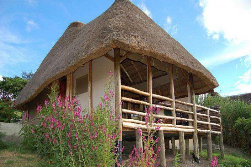 tent - Katara Lodge - Queen Elizabeth National Park - Oeganda