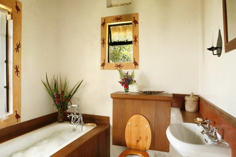 badkamer - Ndali Lodge - Oeganda - Oeganda