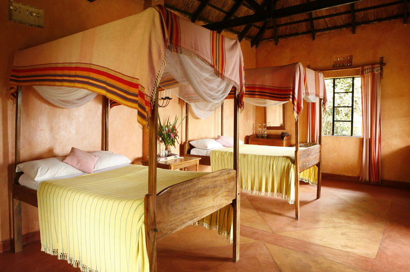 cottage - Ndali Lodge - Oeganda - Oeganda