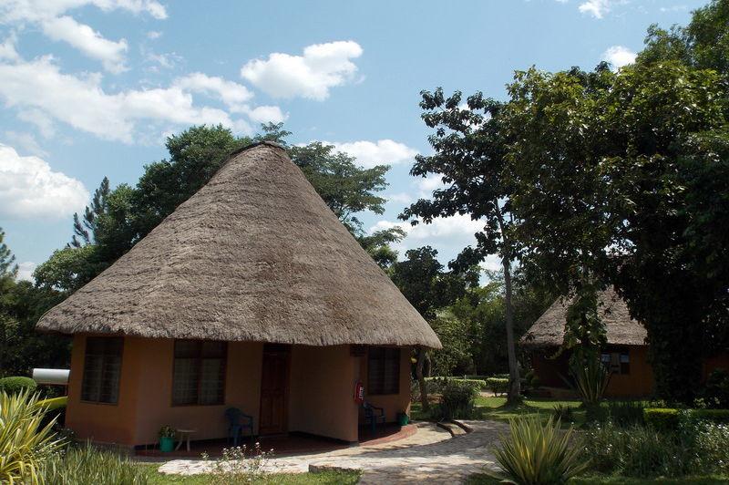 cottage - kontiki hotel - Oeganda