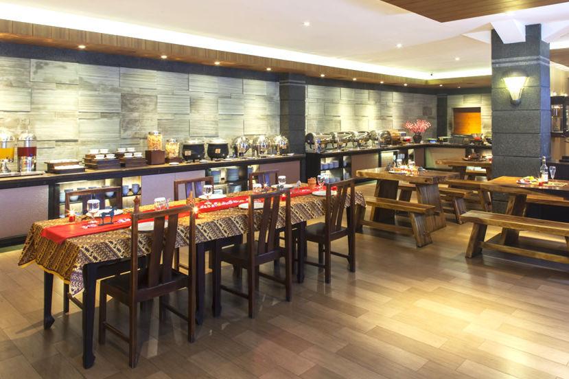 restaurant - sukajadi - hotel - Bandung - Java - Indonesië - foto: Sukajadi Hotel