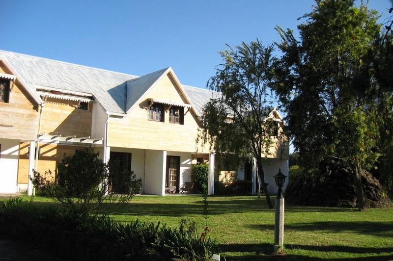 exterior - Hotel Les Geraniums - Plaine des Cafres - Réunion