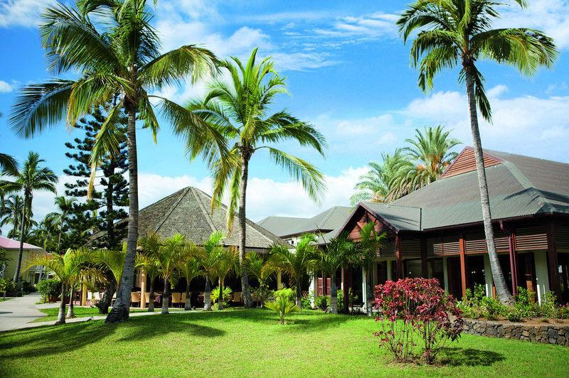 exteror - hotel le recif - Saint Gilles Les Bains - Réunion