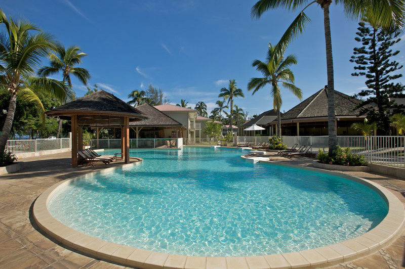 zwembad - hotel le recif - Saint Gilles Les Bains - Réunion