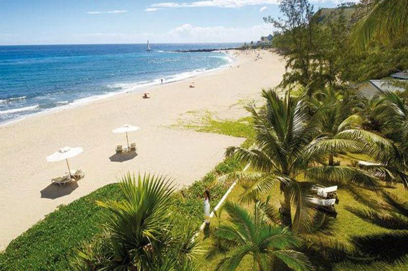 le st alexis strand - le st alexis - st. giles les bains - Réunion